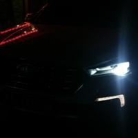 奔腾X80改灯 升级GTR套装