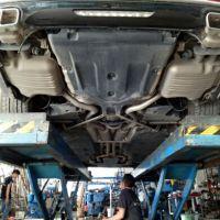 迈巴赫改装阀门排气系统效果图参考
