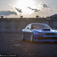 日本LS2-powered日产尼桑Silvia S13