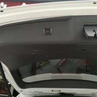 长安CS75原位无损电路安装电动后备箱