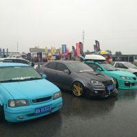 雨天金港赛车场聚会