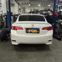 讴歌ILX改装双出阀门排气管