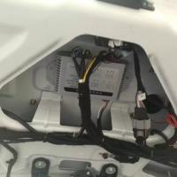 江淮瑞风S5电动尾门双杆带电吸电动后备箱无损安装成都豪门改装