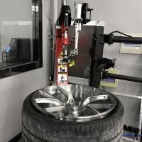 AUDI RS5 更换 RAVIZE RF501S 20寸单片锻造