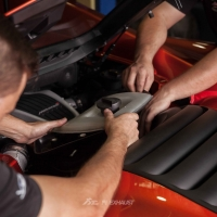 迈凯伦650S + 改装FiExhaust排气全段