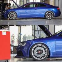 Audi RS5 20''BBS RI-S DB色…