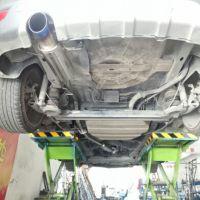 宝骏560改装飞龙排气管