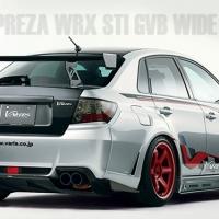 斯巴鲁Subaru GVB (三厢) Varis 宽体