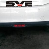 肇庆马自达昂克塞拉改装SVE尾段双出排气