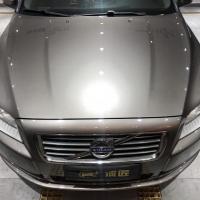 沃尔沃S80L全车翻新作业-深圳漆匠