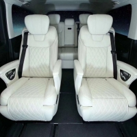 大MPV中排升级电动航空座椅方案