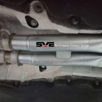 奥迪A6L改装SVE品牌中尾段可变阀门排气