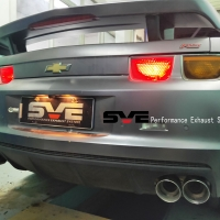 雪佛兰科迈罗升级SVE品牌中尾段阀排气