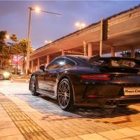 新款保时捷991 911.2改装GT3款尾翼
