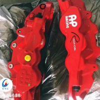 雷克萨斯NX升级英国AP8520大六红色套装雷克萨斯刹车改装升级