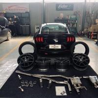 Ford Mustang 野马 CENDE 森德中尾段排气