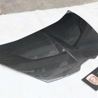 兰博LP580改装1016碳纤机盖前唇尾翼包围