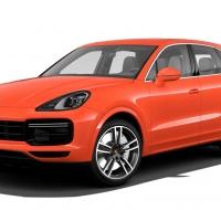 适用于18-19款保时捷卡宴Cayenne 改 Turbo 款外观大包围套件,pp注塑材质,祖国版精品外观改装套件,吻合度高,安装位置精准。