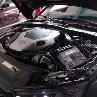 车型:奥迪S4前轮Brembo V6套件  搭配380mm刹车盘好用不贵系列