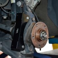 名爵MG6改装TEI Racing P40S刹车套件