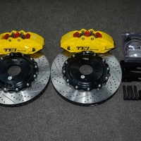 马自达阿特兹改装TEI Racing P60S刹车套件