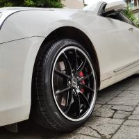 凯迪拉克ATS升级雅泛迪SP90高品质轮毂