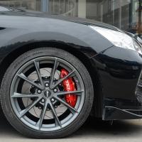 本田九代雅阁改装TEI Racing P60S刹车套件