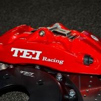 丰田雷凌改装刹车TEI Racing P40NS套件
