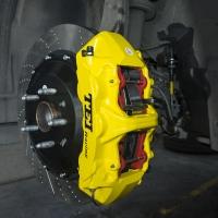 凯迪拉克CT6改装TEI Racing S系列高性刹车