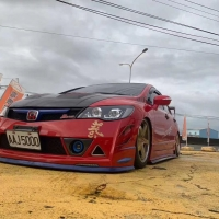 #Honda civic #Airbft