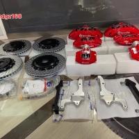 埃尔法  刹车升级布雷博brembo前6后4+1套装,性能和外观同时兼备!