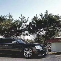 #Chrysler 300C #AIRBFT #Korea??