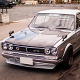 1971年传奇战神GT-R