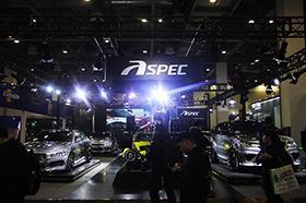 匠心品质ASPEC新品登陆GT Show