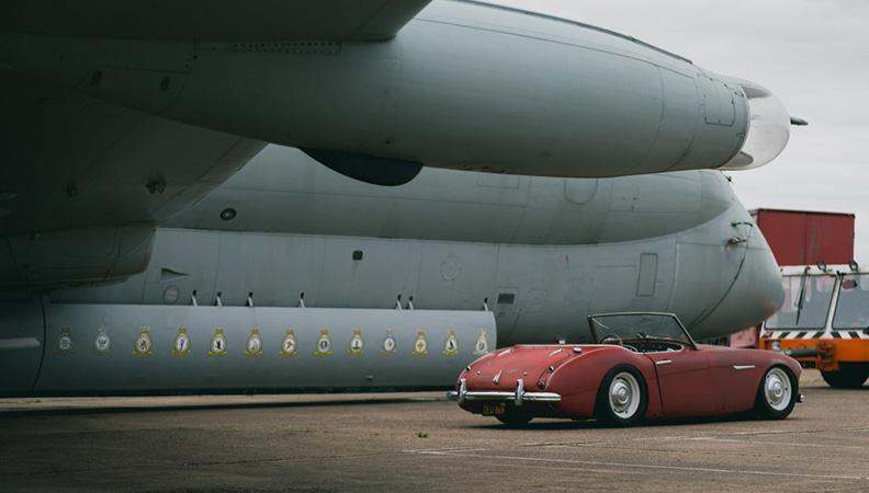 陈年佳酿 六七十年代最美车型案例鉴赏