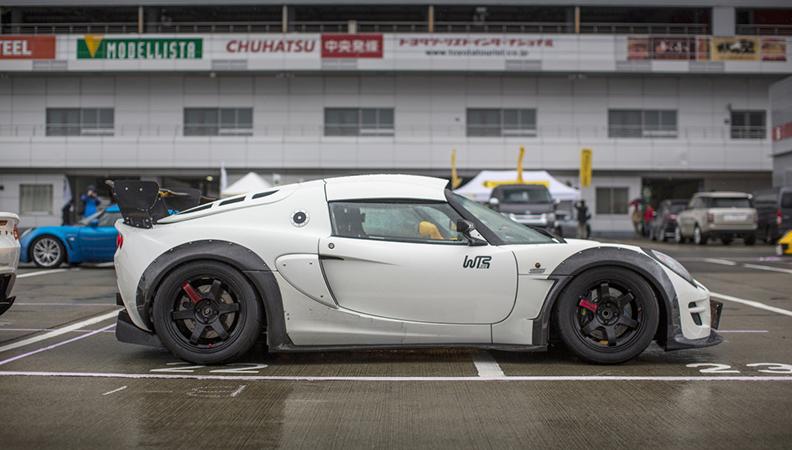专为赛道而生的英国跑车 莲花Lotus鉴赏