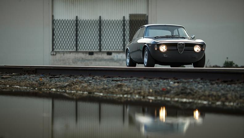 1967阿尔法·罗密欧Giulia改装案例