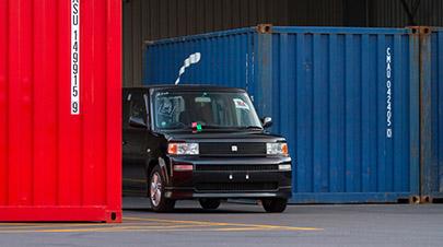 移动的小盒子 Toyota bB改装鉴赏