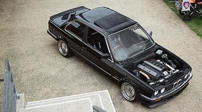 八十年代经典 改装让宝马E30焕发第二春