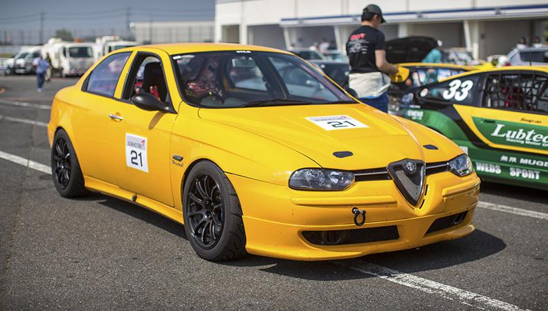 看过这么多车 还是最喜欢Alfa 156