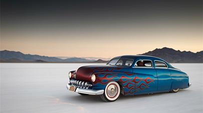 1950年福特水星改装变身超跑改装案例
