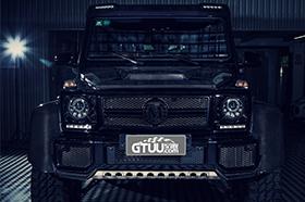 六轮奢华巨兽Mansory改造G63 6x6