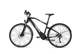 Active Hybrid E-Bike 自行车