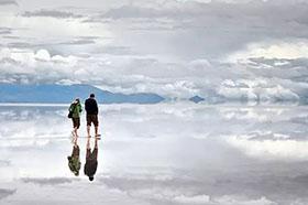 这几块天空之镜比玻利维亚美十倍