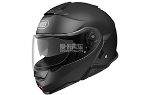 SHOEI发布Neotec二代揭面头盔