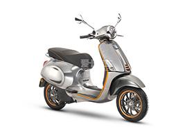 Vespa Elettrica车型将量产