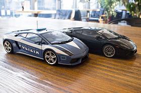 聊聊与车模有关的故事Autoart