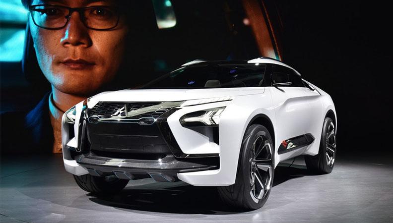 充满一股未来范 三菱将推出混动版SUV