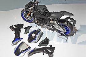 日本田宫公司推R1M超精细模型