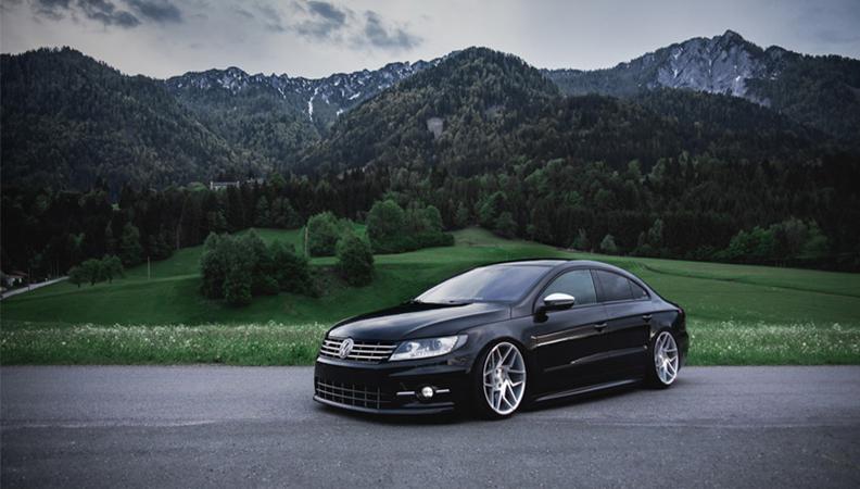 她被称为最美大众车,轻改也可以很美!